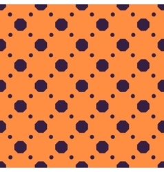 Polka dot geometric seamless pattern 5408 vector image