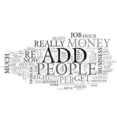 adult add battle of the bucks text word cloud vector image