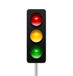 Traffic Lights vector