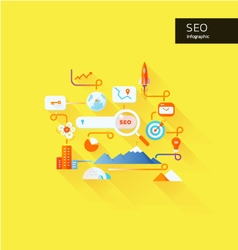 seo search vector image