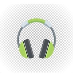 Sale of Household Appliances Headphones vector image