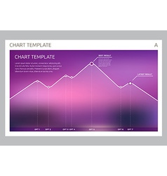 Infographic design interface template design vector