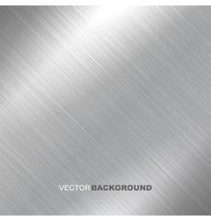 Metal brushed texture vector