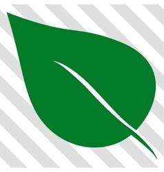 Plant Leaf Icon vector image