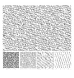 Simple pattern inclined hatching grunge texture vector