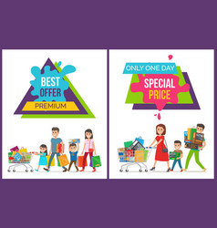 best offer premium special vector image
