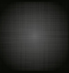 Black cloth texture background vector