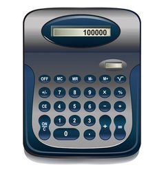 Calculator vector