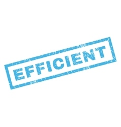 Efficient rubber stamp vector