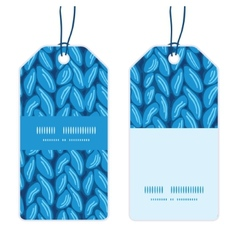 knit sewater fabric horizontal texture vertical vector image