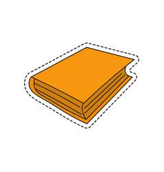 sketch books vector image
