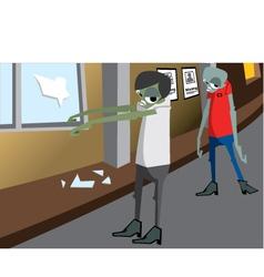 Zombie-night vector