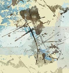 art grunge background vector image vector image