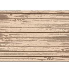 Wooden Background vector image
