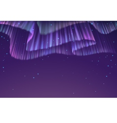 Aurora vector image