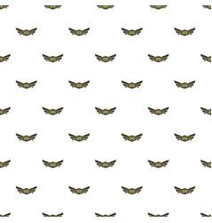 Aviation adventure pattern seamless vector