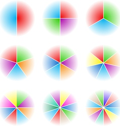 Collection of nine cyclic vector