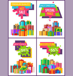 premium quality hot sale vector image