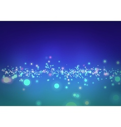 Abstract Blurry Background vector image vector image