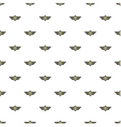 Air force pattern seamless vector