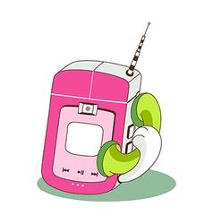 A telephone vector