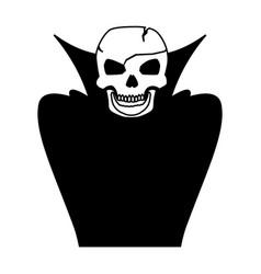 Halloween death design icon vector