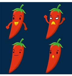 spicyCute vector image