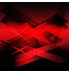 Abstract Red technical Background vector
