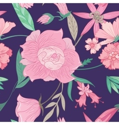 Modern Summer Pattern vector image