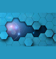 abstract background space teme vector image