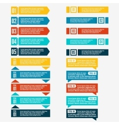 Info graphic Templates for Business vector
