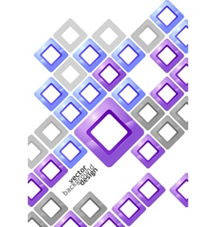 background abstract geometric design vector image
