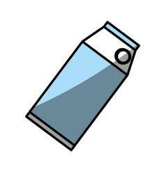box juice beverage image vector image