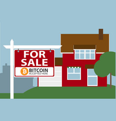 Property for sale vector