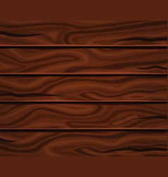 Wood horizontal planks background vector