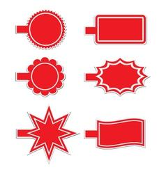 tag vector image