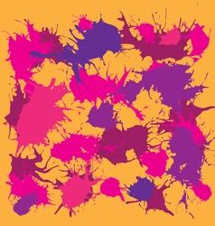 blotch 09 vector image vector image