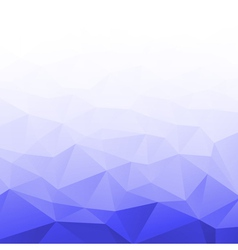 Abstract Gradient Dark Blue Geometric Background vector image