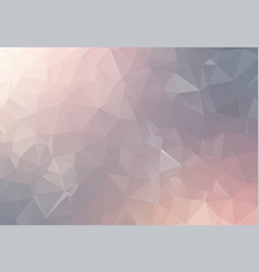 abstract technology polygonal concept grey vector image