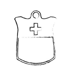 Iv bag icon image vector