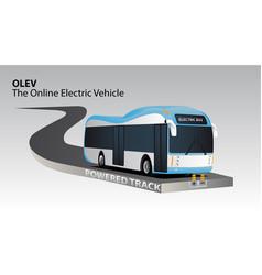 Online electric vehicle vector