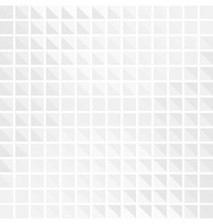 Simple triangular pattern vector image