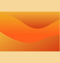 Wavy geometric background fluid style color vector