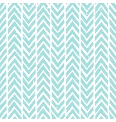 Seamless hand-drawn pattern in blue Abstract vector image vector image