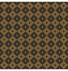 vintage seamless patterns vector image vector image