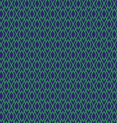 navy green pattern vector image