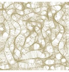 elegant beidge abstract tech background EPS 8 vector image vector image