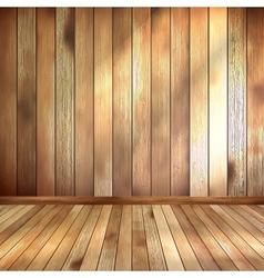 Empty interior with copyspace EPS 10 vector image