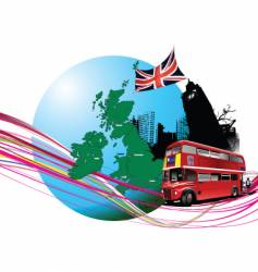 england vector image vector image