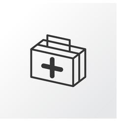 Medicine icon symbol premium quality isolated vector